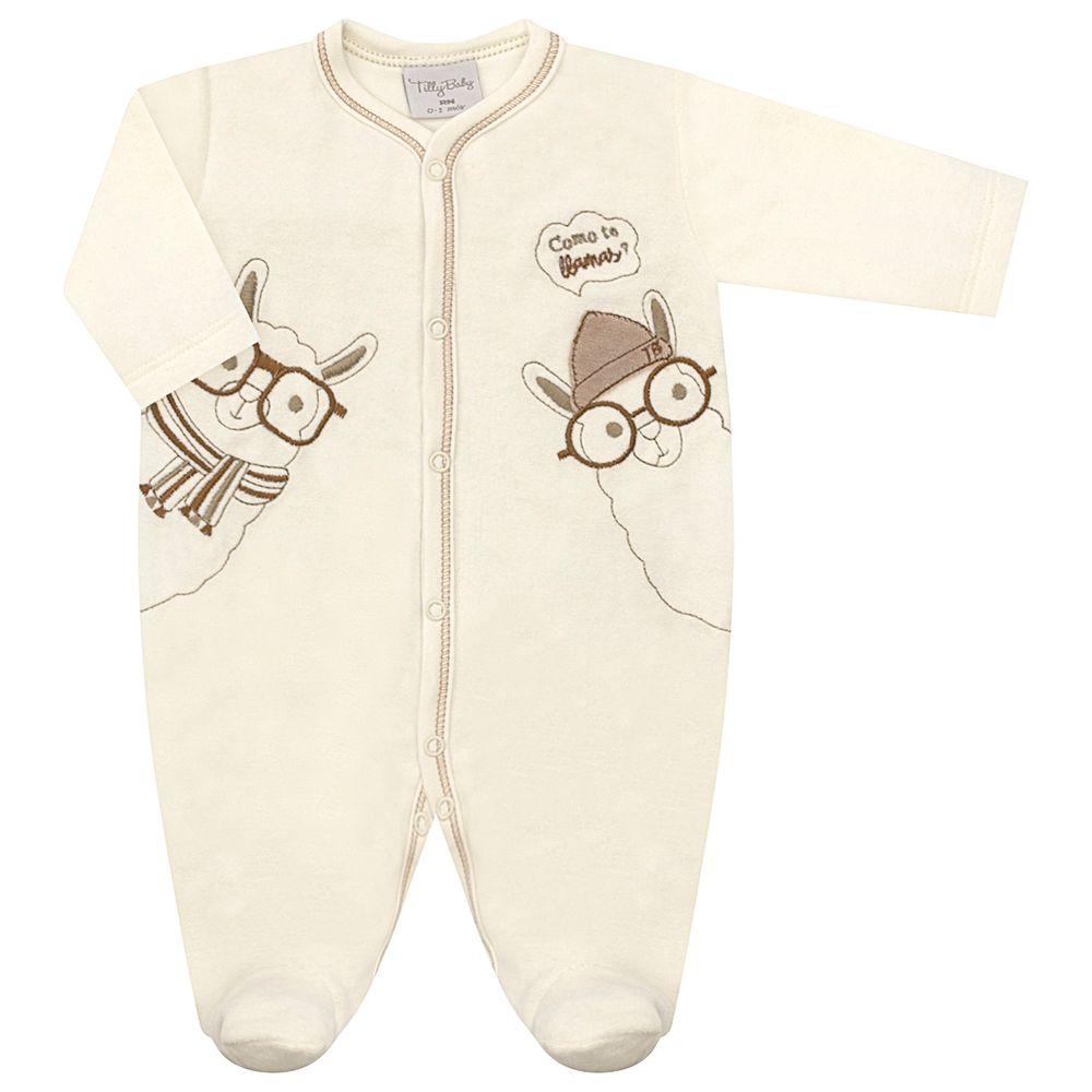 TB202101-A-moda-bebe-menina-menino-macacao-longo-em-plush-lhamas-tilly-baby-no-bebefacil-loja-de-roupas-enxoval-e-acessorios-para-bebes