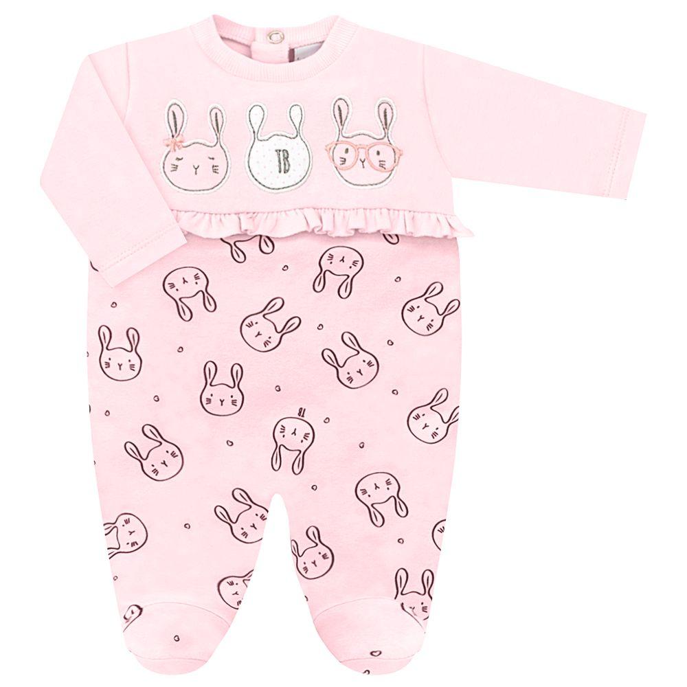TB202403-A-moda-bebe-menina-macacao-longo-em-moletom-coelhinhas-tilly-baby-no-bebefacil-loja-de-roupas-enxoval-e-acessorios-para-bebes