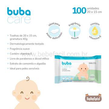 BUBA11988-B-Toalhas-Umedecidas-100-Unidades-0m---Buba