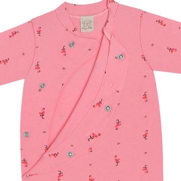 PL66529-RN-RS_D-moda-bebe-menina-macacao-longo-com-touca--lacinhos-em-suedine-flamingo-rosa-pingo-lele-no-bebefacil-loja-de-roupas-enxoval-e-acessorios-para-bebes
