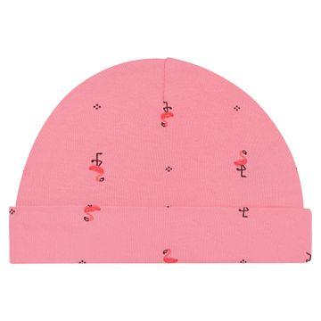 PL66529-RN-RS_E-moda-bebe-menina-macacao-longo-com-touca--lacinhos-em-suedine-flamingo-rosa-pingo-lele-no-bebefacil-loja-de-roupas-enxoval-e-acessorios-para-bebes