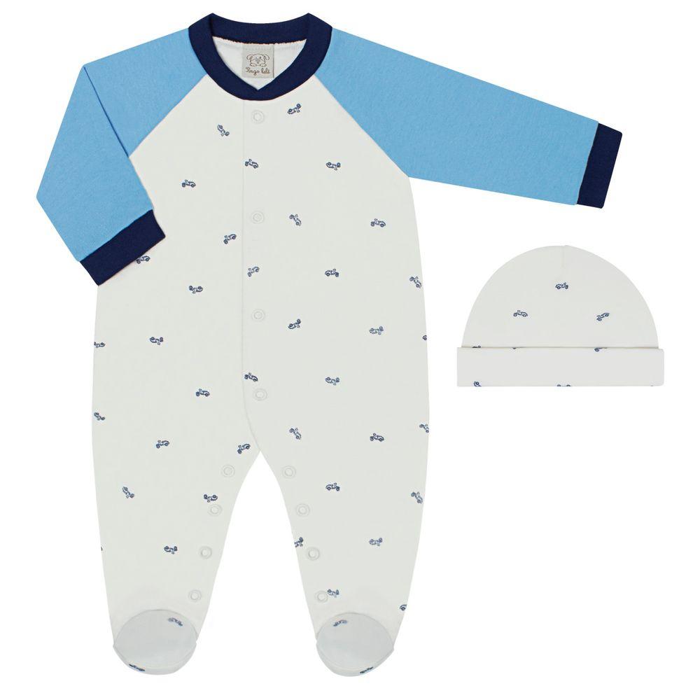 PL66561-RN_A-moda-bebe-menino-macacao-longo-com-touca-em-suedine-lambreta-pingo-lele-no-bebefacil-loja-de-roupas-enxoval-e-acessorios-para-bebes
