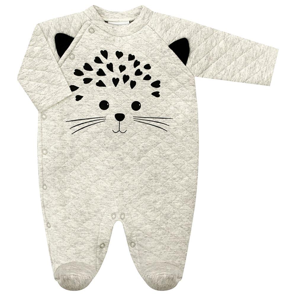 TB202411-A-moda-bebe-menino-menina-macacao-longo-em-moletom-porco-espinho-tilly-baby-no-bebefacil-loja-de-roupas-enxoval-e-acessorios-para-bebes