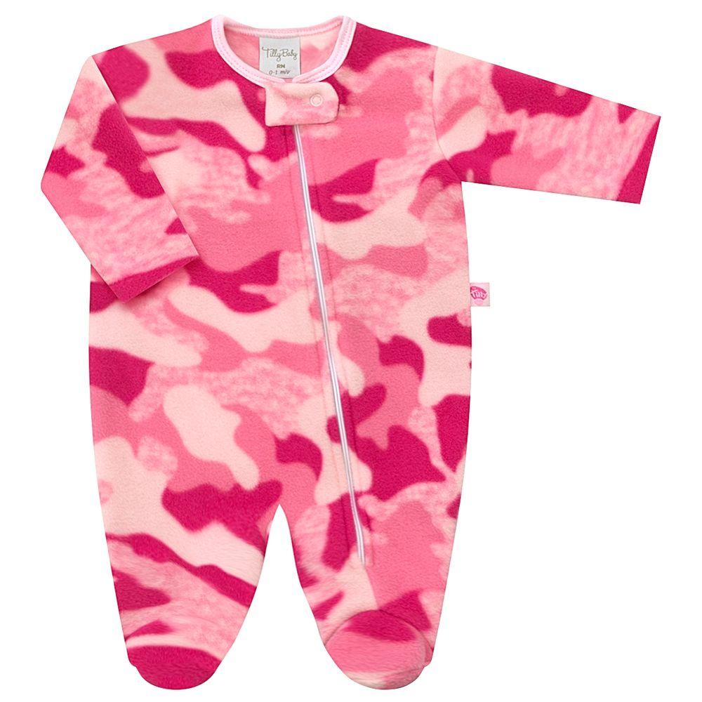 TB202607.10-A-moda-bebe-menina-macacao-longo-com-ziper-em-soft-militar-Rosa-tilly-baby-no-bebefacil-loja-de-roupas-enxoval-e-acessorios-para-bebes
