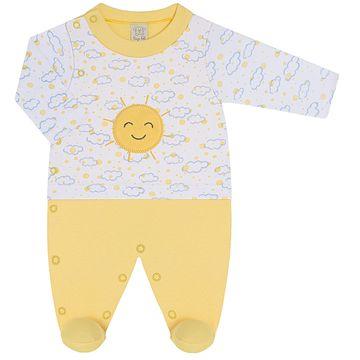PL66595_A-moda-bebe-menino-menina-macacao-longo-sobreposto-em-suedine-sunshine-pingo-lele-no-bebefacil-loja-de-roupas-enxoval-e-acessorios-para-bebes