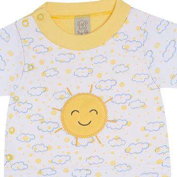 PL66595_B-moda-bebe-menino-menina-macacao-longo-sobreposto-em-suedine-sunshine-pingo-lele-no-bebefacil-loja-de-roupas-enxoval-e-acessorios-para-bebes