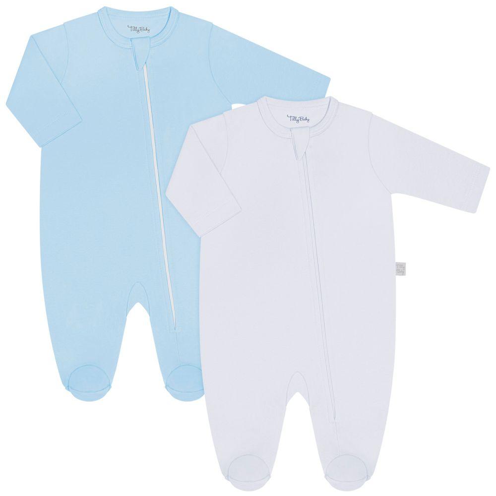 TB13123-BR-AZ_A-moda-bebe-menino-kit-macacao-longo-ziper-em-suedine-branco-azul-tilly-baby