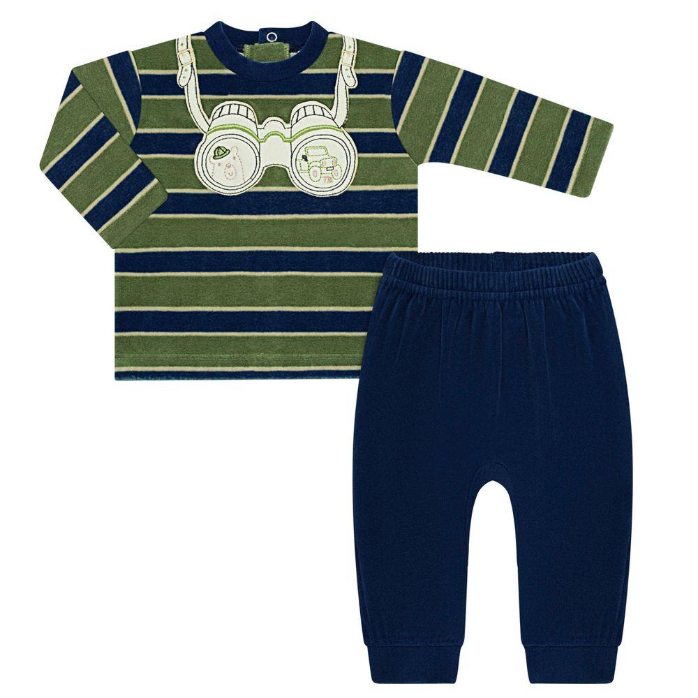 TB202300-P_A-moda-bebe-menino-conjunto-blusa-manga-longa-calca-em-plush-binoculo-tilly-baby