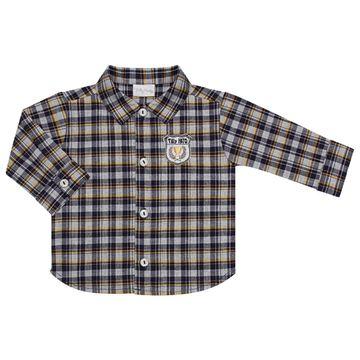 TB202303-B-moda-bebe-menino-conjunto-camisa-manga-longa-calca-em-veludo-xadrez-tilly-baby