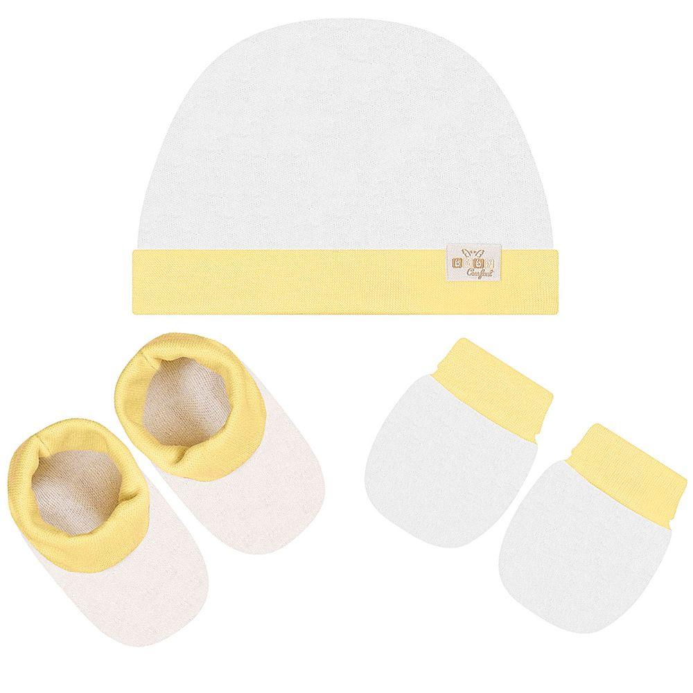 20714-T12-A-moda-bebe-menina-menino-acessorios-kit-touca-luva-sapatinho-suedine--amici-anjos-baby-no-bebefacil