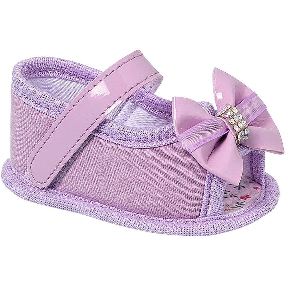 KB1145-6-A-Sandalia-Peeptoe-para-bebe-Laco-Strass-Floral-Lilas---Keto-Baby
