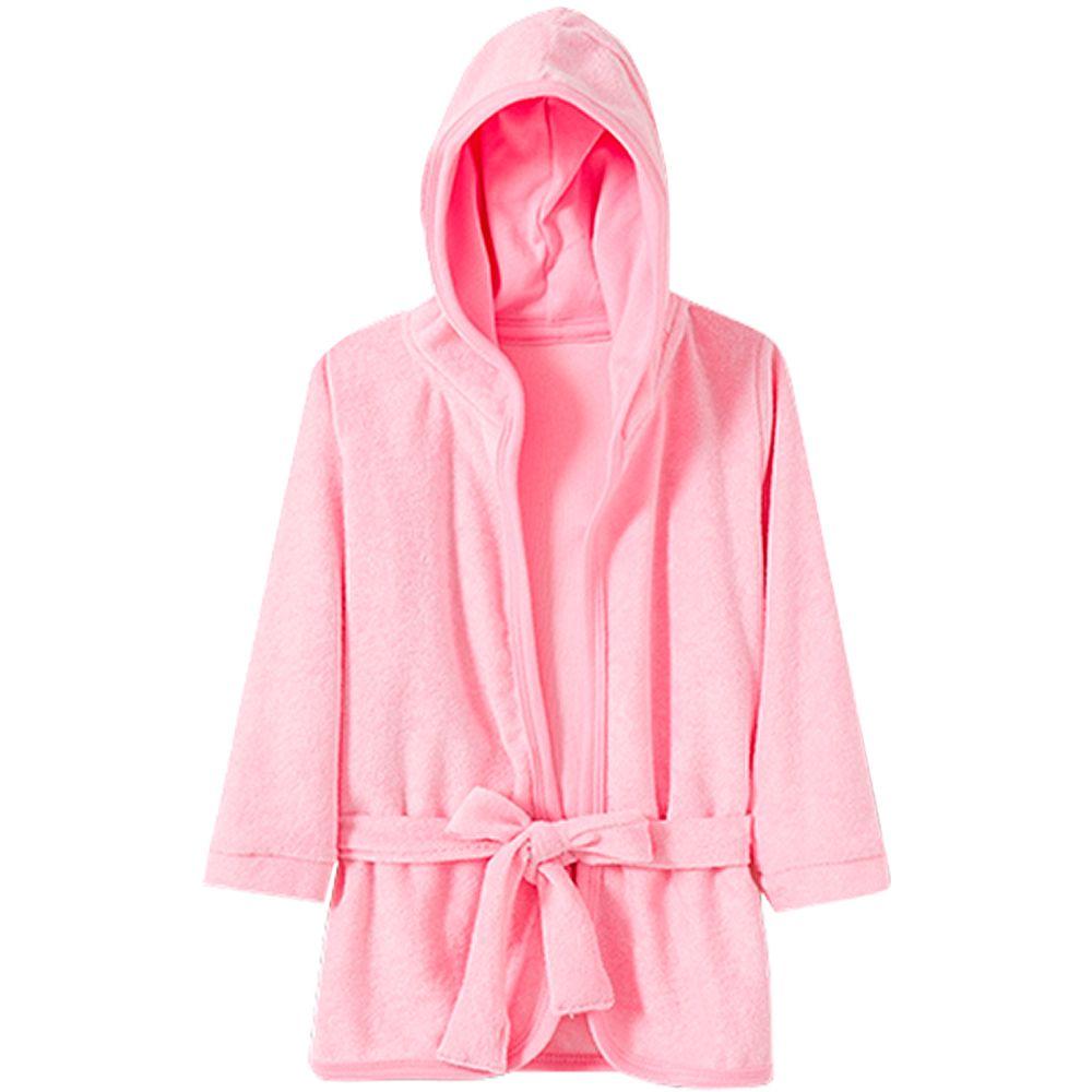 PL36015.V1-A-moda-praia-menina-roupao-com-capuz-atoalhado-rosa-pingo-lele-no-bebefacil