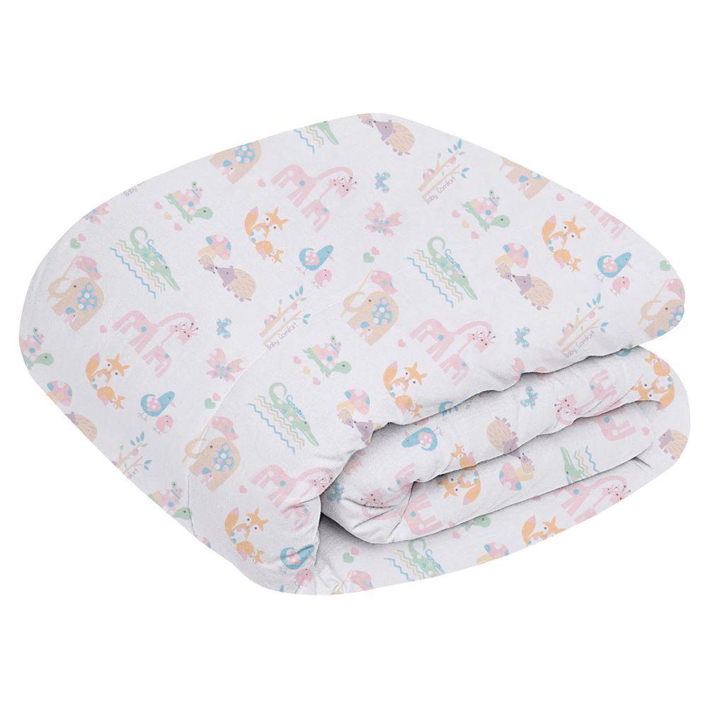 20704-T06-A-enxoval-e-maternidade-bebe-menina-edredom-malha-amiguinhas-safari-anjos-baby-no-bebefacil