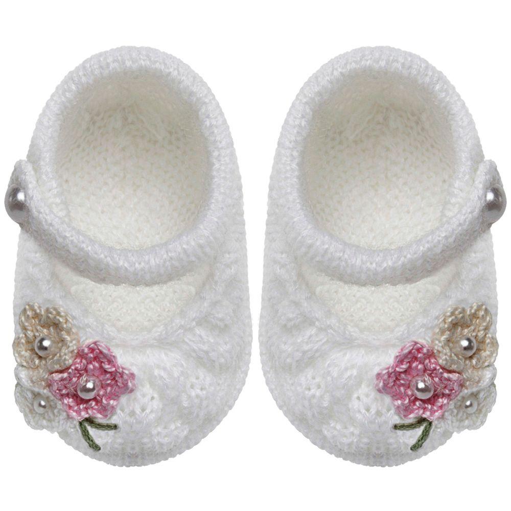 01419009233_A-sapatinho-bebe-menina-sapatilha-em-tricot-flores-colore-roana-no-bebefacil-loja-de-roupas-para-bebes