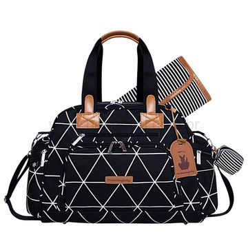 MB12MAN299.02-A-Bolsa-para-bebe-Everyday-Manhattan-Preto---Masterbag