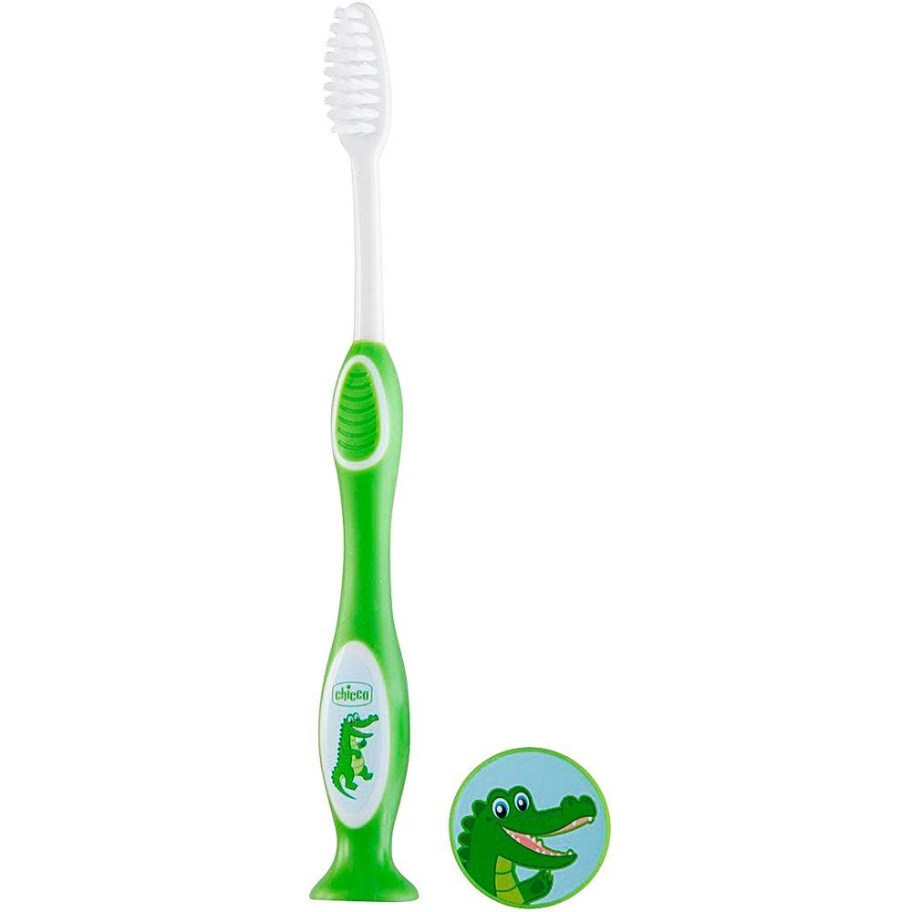 CH5052-F-A-Escova-de-Dentes-Jacarezinho-Verde-3---Chicco