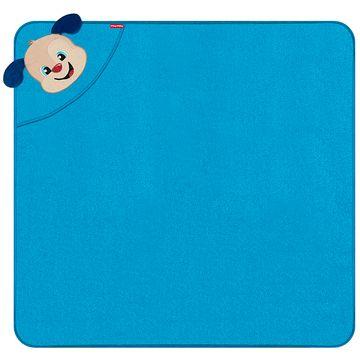 30043303010002-B-Toalha-c-capuz-atoalhado-para-bebe-Cachorrinho---Fisher-Price