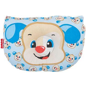 30043505010002-A-Travesseiro-Anatomico-para-bebe-em-percal-Cachorrinho---Fisher-Price