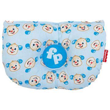30043505010002-B-Travesseiro-Anatomico-para-bebe-em-percal-Cachorrinho---Fisher-Price