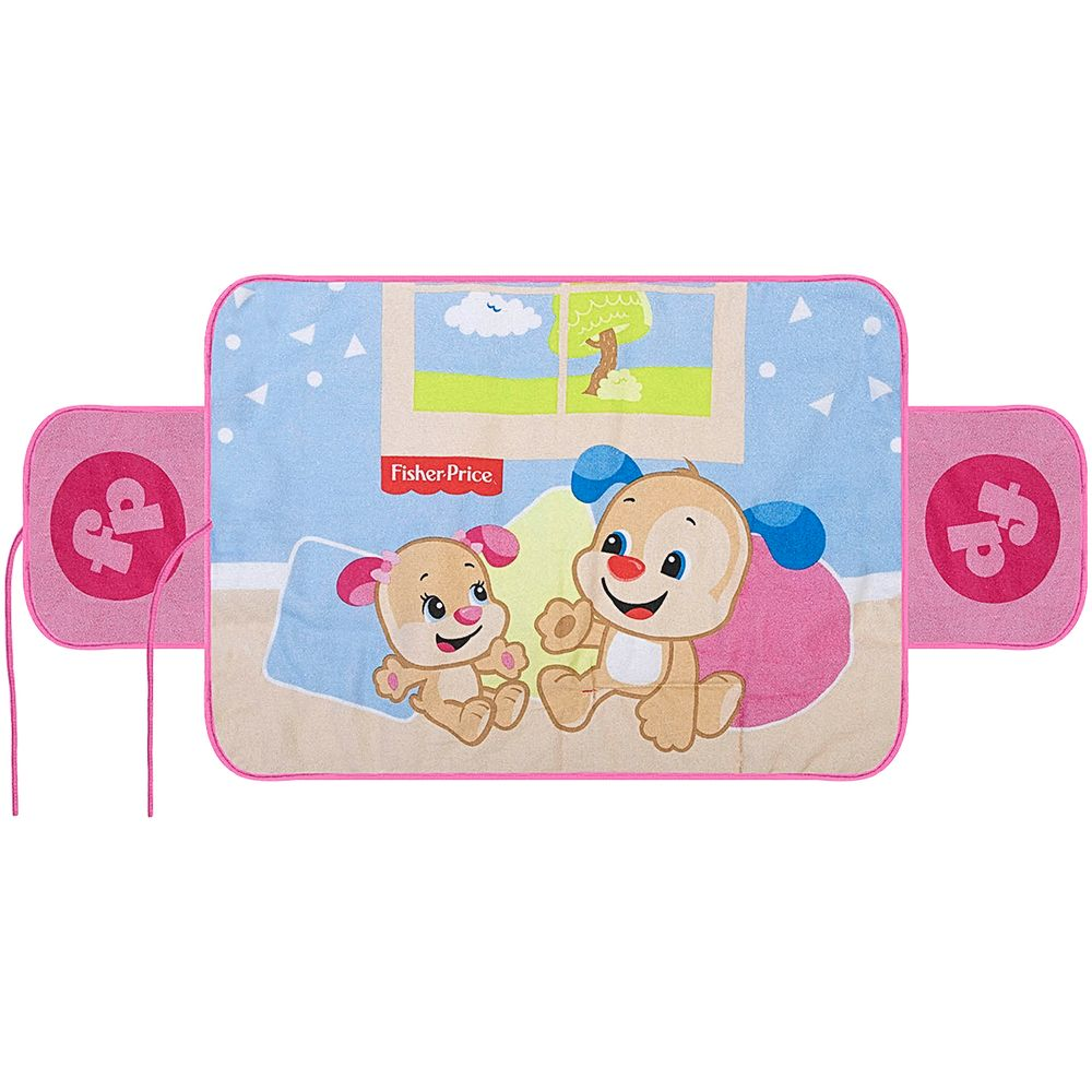 30043602010001-A-Trocador-Portatil-para-bebe-Cachorrinha---Fisher-Price