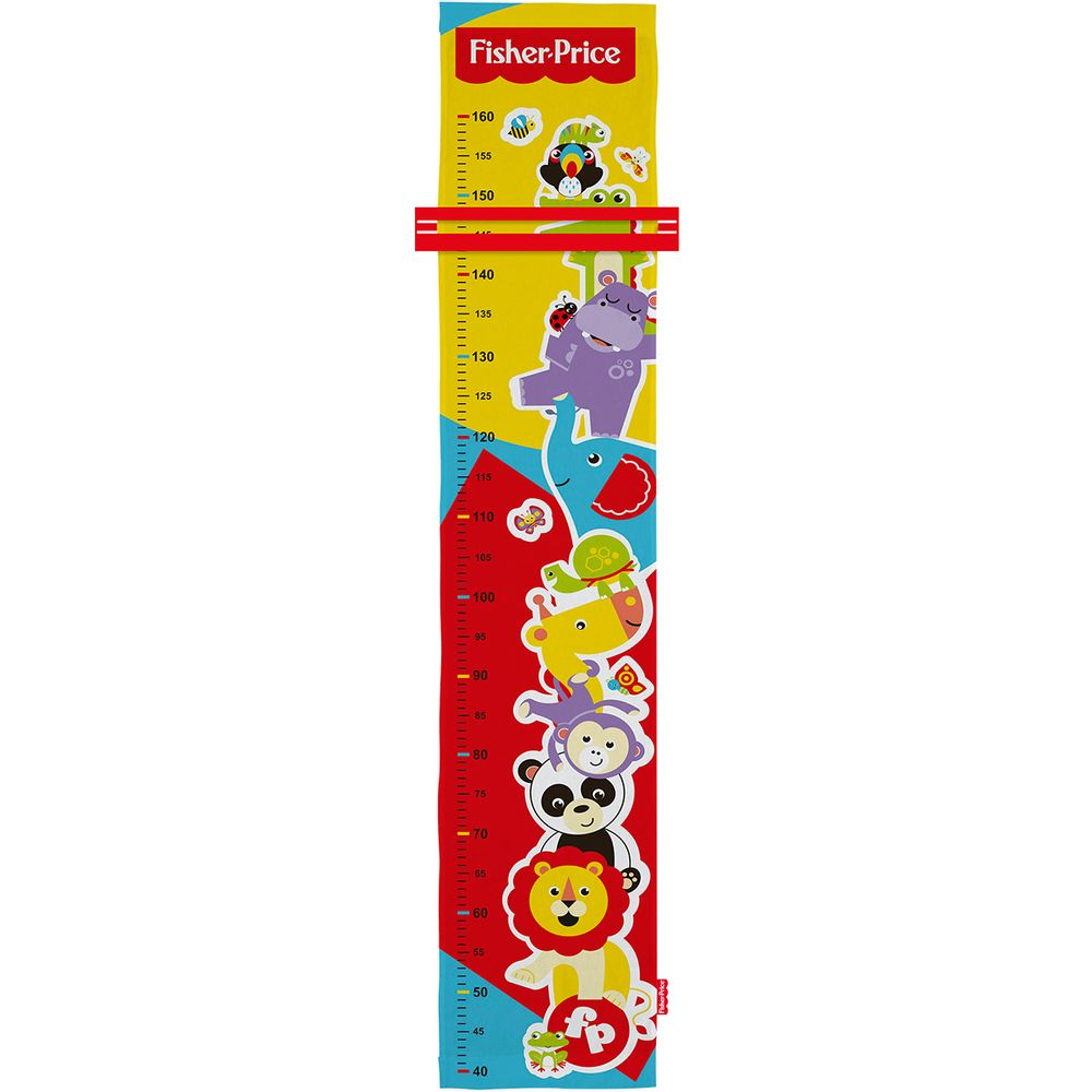 30045400010001-A-Regua-do-Crescimento-Bichinhos---Fisher-Price