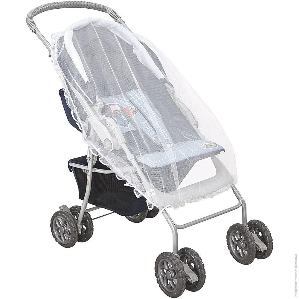 070075-55-A-Mosquiteiro-para-carrinho-com-elastico-Branco---Brubrelel-Baby