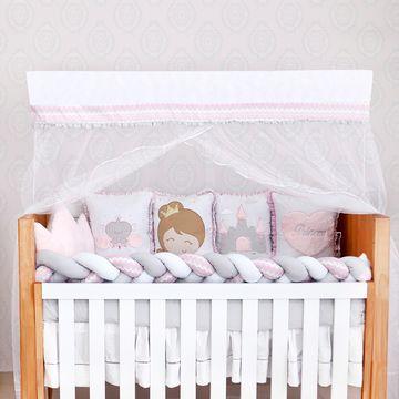 2117301-07-A-Kit-Berco-Princesa-Rosa-Baby-Magia-10-pecas---Brubrelel-Baby