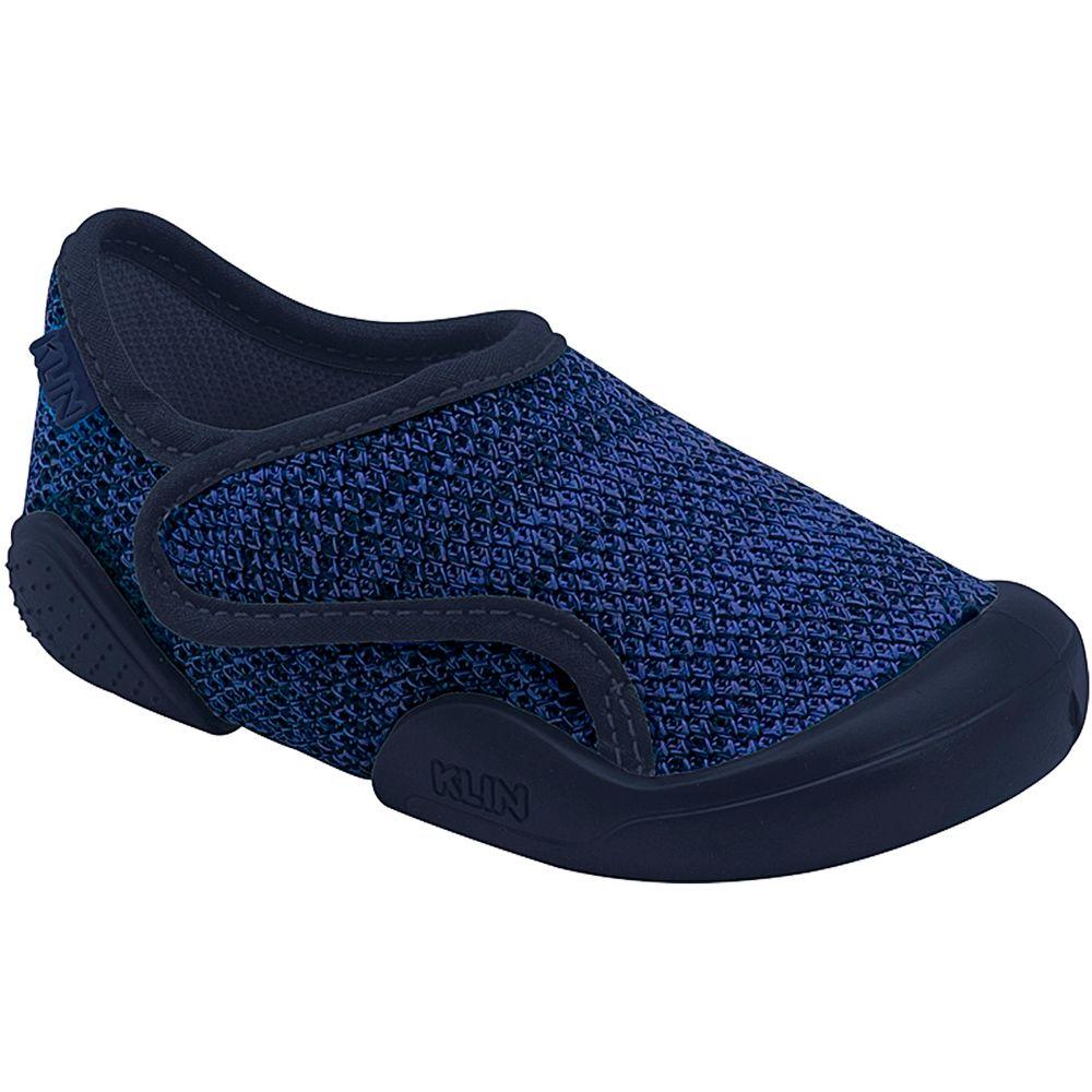 KN179044000-A-Tenis-c-velcro-para-bebe-New-Comfort-Royal-Marinho---Klin