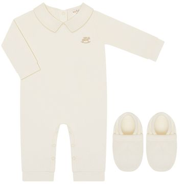 42688-0106_A-moda-bebe-menino-menina-conjunto-my-first-up-baby-macacao-pantufa-marfim-no-bebefacil-loja-de-roupas-enxoval-e-acessorios-para-bebes