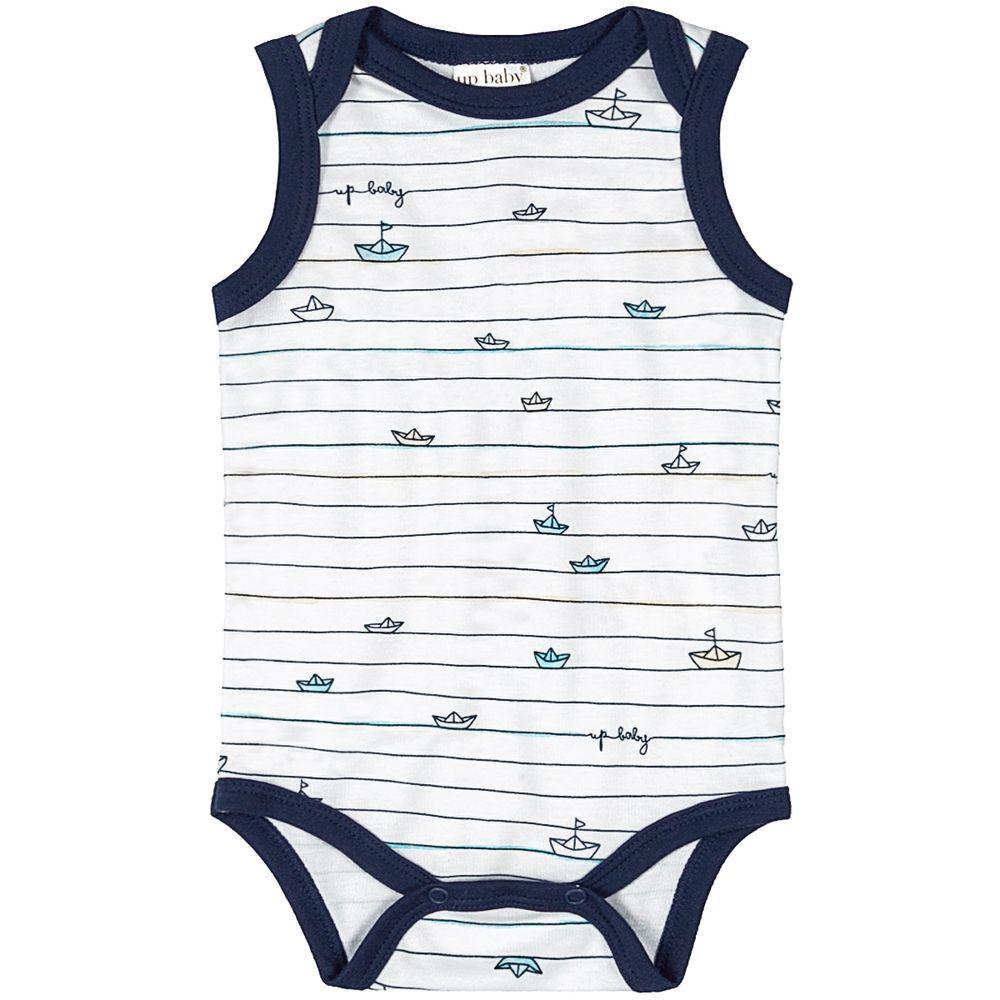 42833-AB0926-A-moda-bebe-menino-body-regata-suedine-barquinhos-up-baby-no-bebefacil-loja-de-roupas-enxoval-e-acessorios-para-bebes