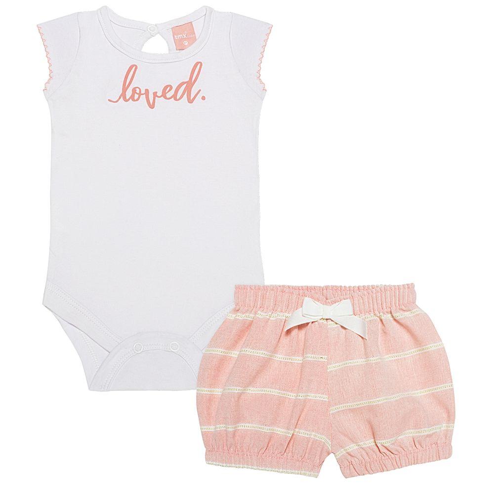 TMX0081-BR-A-moda-bebe-menina-conjunto-body-regata-short-loved-rose-TMX-no-bebefacil-loja-de-roupas-para-bebes