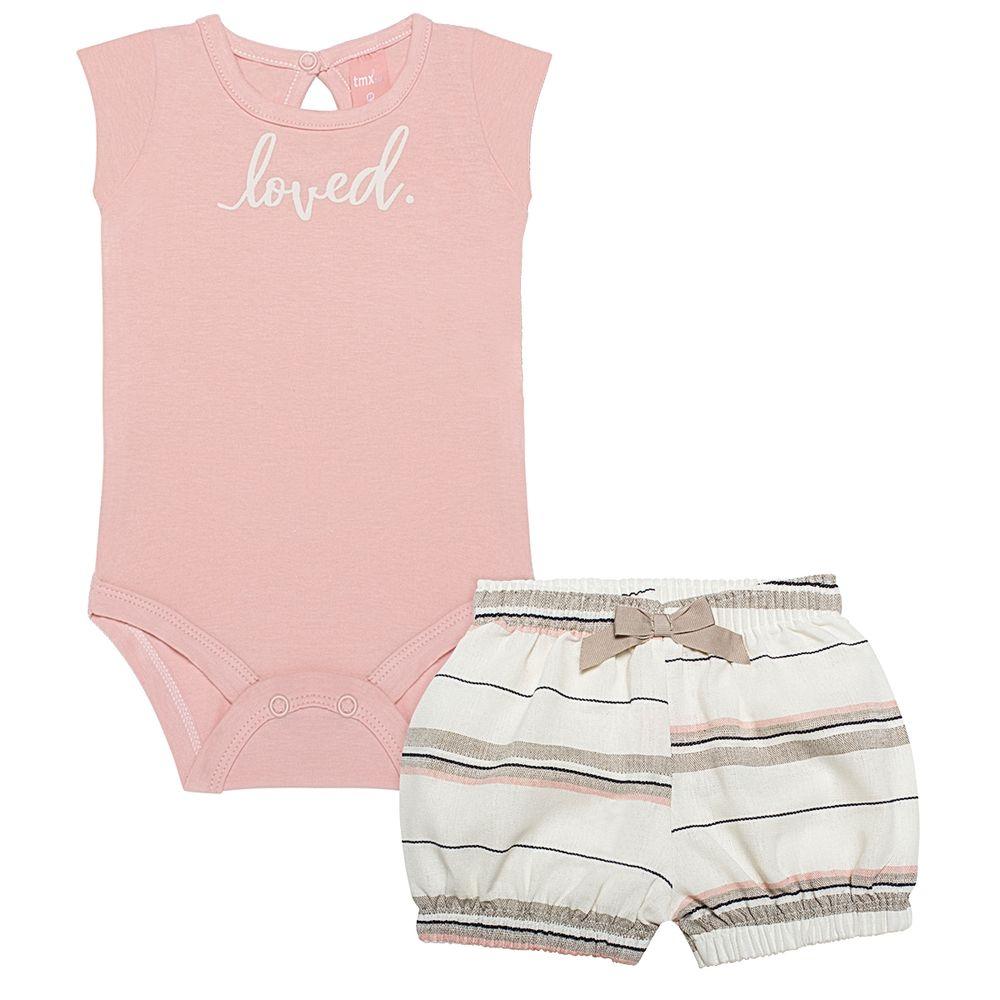 TMX0081-CO-A-moda-bebe-menina-conjunto-body-regata-short-loved-rose-TMX-no-bebefacil-loja-de-roupas-para-bebes