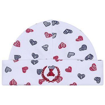 CQ20.042-142-D-enxoval-bebe-menina-kit-naninha-ursinha-love-touca---par-de-luvas-para-bebe-em-suedine--coquelicot-no-bebefacil