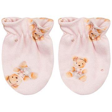 CQ20040-131-C--enxoval-e-maternidade-bebe-menina-kit-touca-luva-ursinha-coquelicot-no-bebefacil-loja-de-roupas-enxoval-e-acessorios-para-bebes