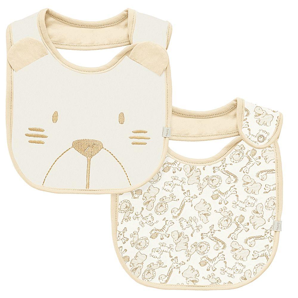 E13403-A-enxoval-e-maternidade-bebe-menino-kit-2-babadores-em-suedine-selva-hug-no-bebefacil