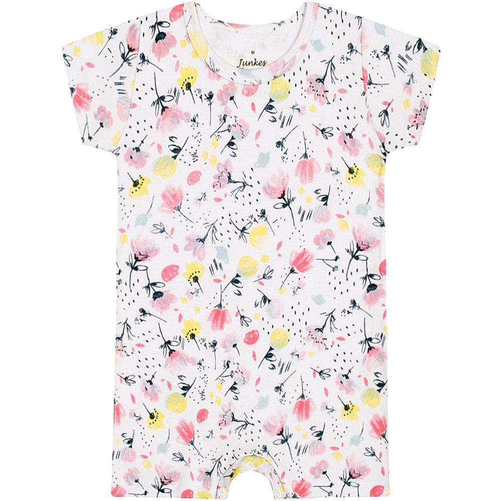 JUN30121-A-moda-bebe-menina-macacao-curto-em-suedine-floral-junkes-baby-no-bebefacil-loja-de-roupas-enxoval-e-acessorios-para-bebes