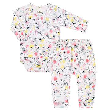 JUN30106-A-moda-bebe-menina-conjunto-body-longo-calca-em-suedine-floral-junkes-baby-no-bebefacil-loja-de-roupas-enxoval-e-acessorios-para-bebes