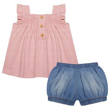 TMX0082-A-moda-bebe-menina-conjunto-bata-com-short-bufante-denim-rose-TMX-no-bebefacil-loja-de-roupas-enxoval-para-bebes