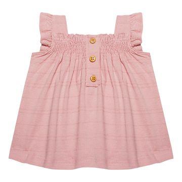 TMX0082-B-moda-bebe-menina-conjunto-bata-com-short-bufante-denim-rose-TMX-no-bebefacil-loja-de-roupas-enxoval-para-bebes