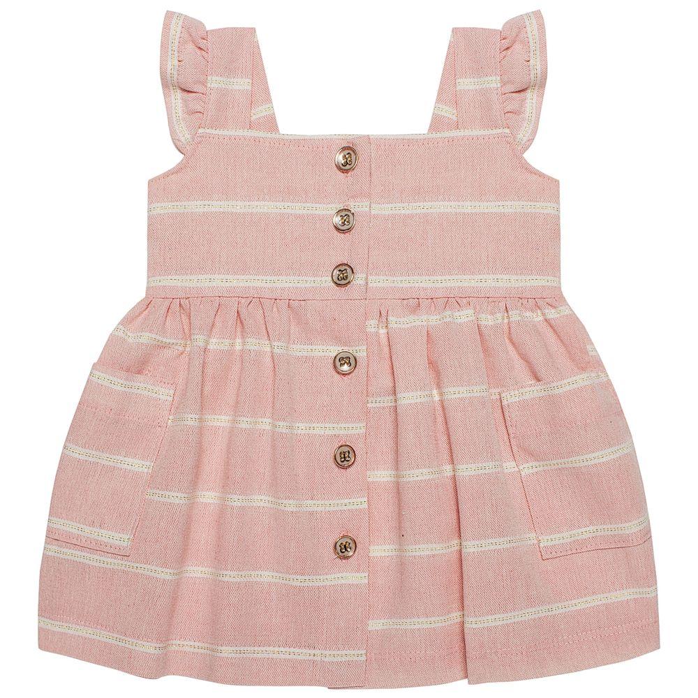 TMX0091-A-moda-bebe-menina-vestido-em-linho-listras-candy-TMX-no-bebefacil-loja-de-roupas-para-bebes