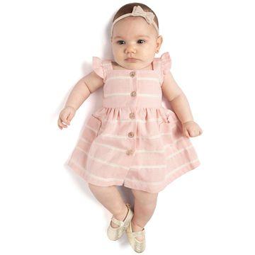 TMX0091-B-moda-bebe-menina-vestido-em-linho-listras-candy-TMX-no-bebefacil-loja-de-roupas-para-bebes