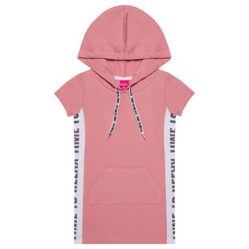 TMX1233-moda-menina-vestido-com-capuz-em-cotton-time-to-relax-TMX-no-bebefacil-loja-de-roupas-e-enxoval-para-bebes