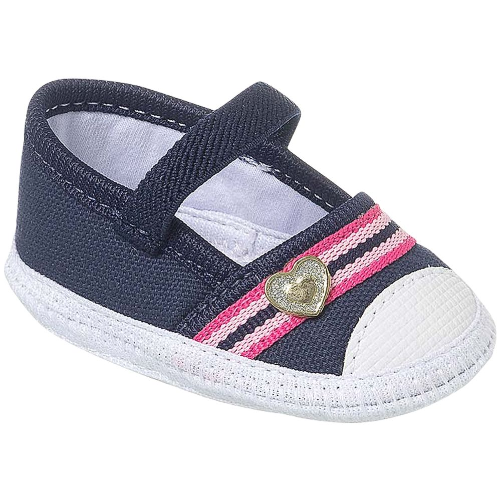 KB1154-5-A-sapatinhos-bebe-menina-sapatilha-coracao-marinho-keto-baby-no-bebefacil-loja-de-roupas-enxoval-e-acessorios-para-bebes