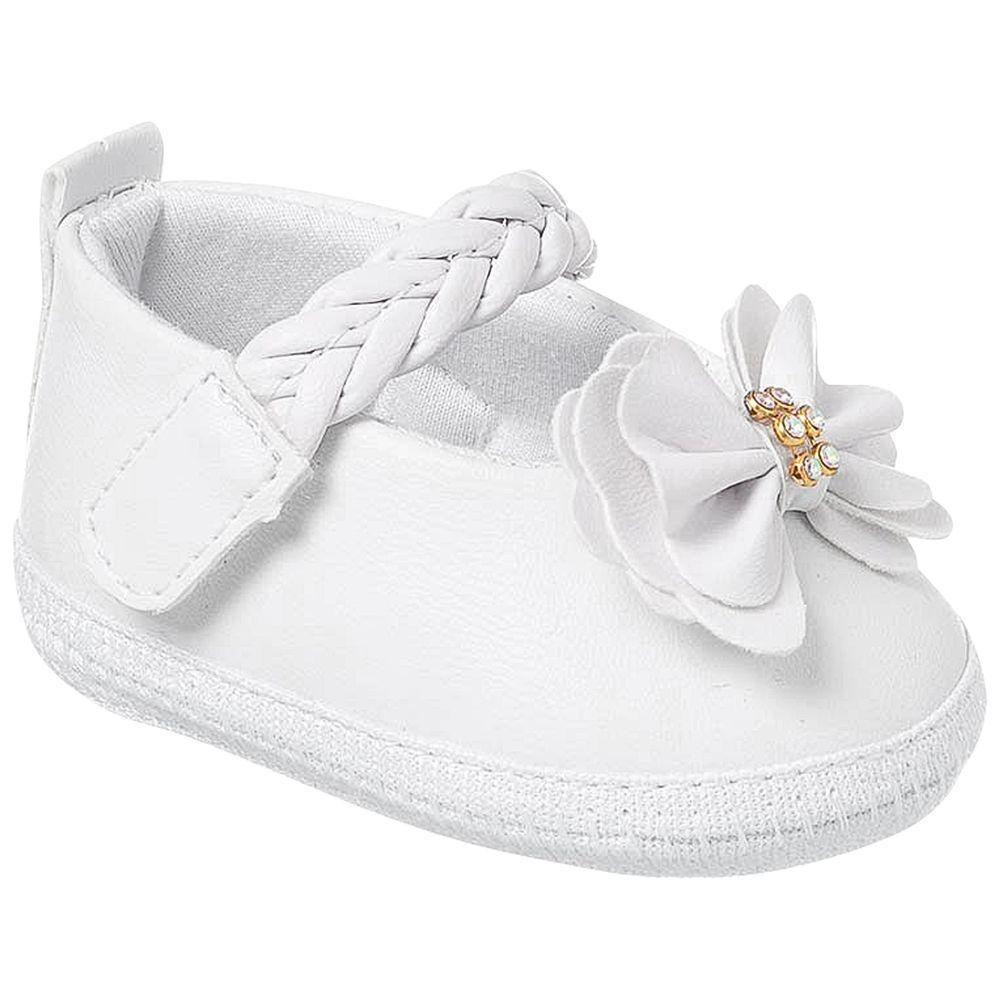 KB1157-8-A-sapatinhos-bebe-menina-sapatilha-boneca-laco-branco-keto-keto-baby-no-bebefacil-loja-de-roupas-enxoval-e-acessorios-para-bebes