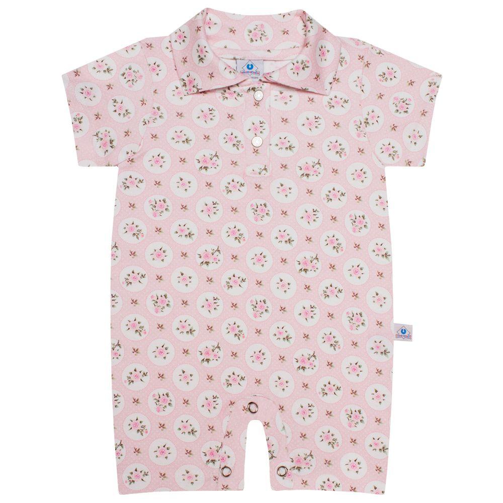 230270-S06-moda-bebe-menina-macacao-curto-polo-em-algodao-egipcio-floral-mama-nenem-no-bebefacil-