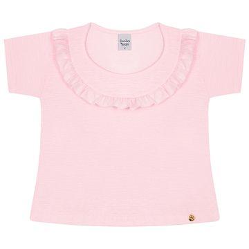 JUN50153-A-moda-menina-bata-malha-flame-rosa-junkes-baby-no-bebefacil-loja-de-roupas-enxoval-e-acessorios-para-bebes