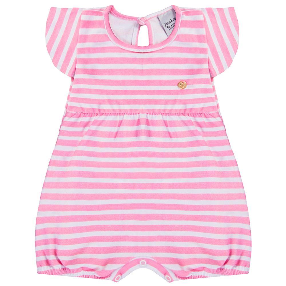 JUN40118-A-moda-bebe-menina-macacao-curto-em-cottom-listradinho-junkes-baby-no-bebefacil-loja-de-roupas-enxoval-e-acessorios-para-bebes