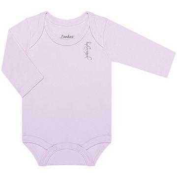 JUN20105-F-B-moda-bebe-menina-kit-3-bodies-longos-em-suedine-lilas-branco-rosa-junkes-baby-no-bebefacil-loja-de-roupas-enxoval-e-acessorios-para-bebes
