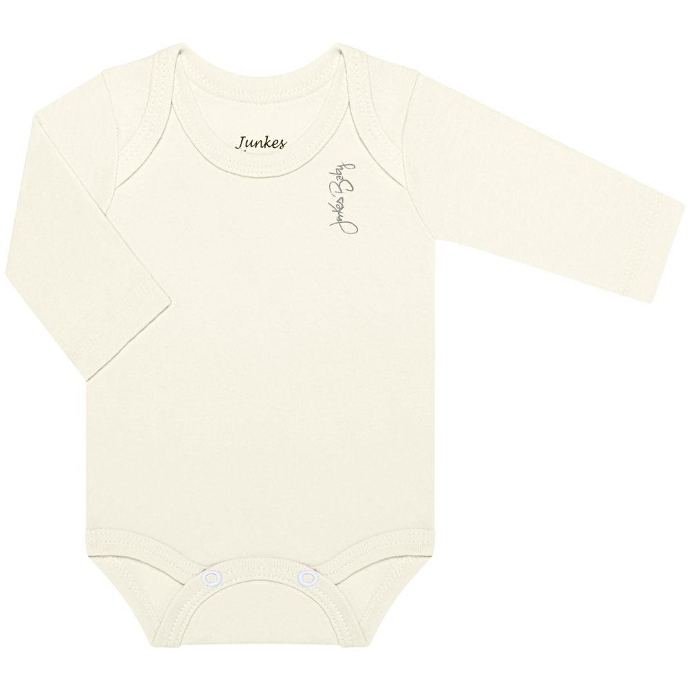 JUN20105-OF-A-moda-bebe-menina-menino-body-longo-suedine-off-white-junkes-baby-no-bebefacil-loja-de-roupas-enxoval-e-acessorios-para-bebes