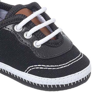 KB3273-73-B-sapatinhos-bebe-menino-tenis-bordado-preto-keto-baby-no-bebefacil-loja-de-roupas-enxoval-e-acessorios-para-bebes